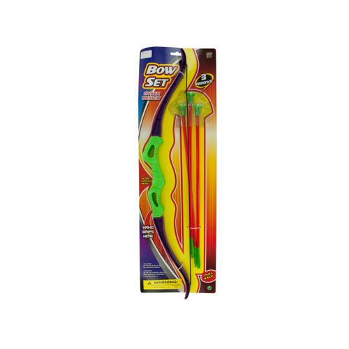 Toy Bow & Arrows Set ( Case of 24 )