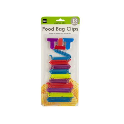 Food Bag Clips ( Case of 12 )