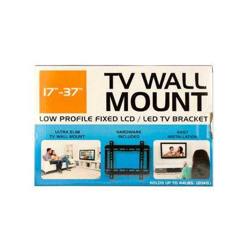 Small Low Profile TV Wall Mount ( Case of 4 )
