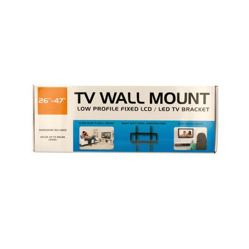 Medium Low Profile TV Wall Mount ( Case of 4 )
