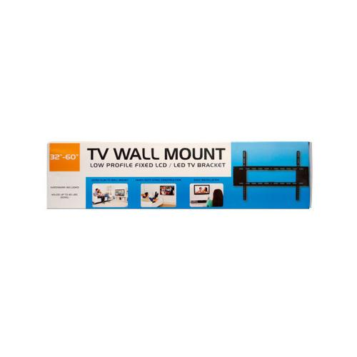 Large Low Profile TV Wall Mount ( Case of 4 )