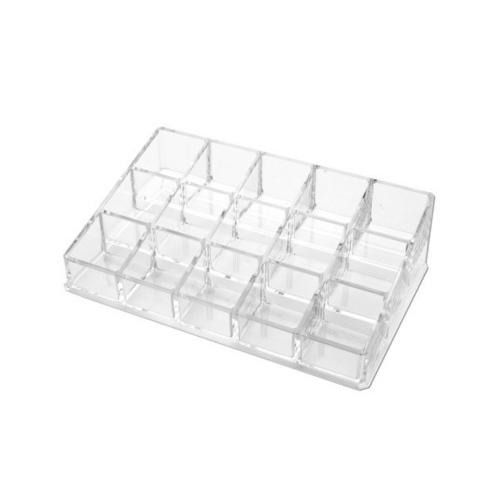 Multi Cell Cosmetic Organizer ( Case of 8 )
