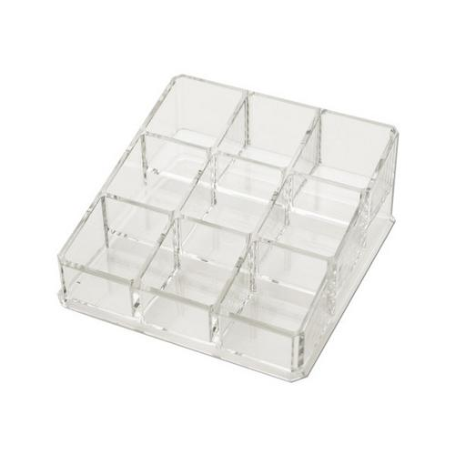 Small Multi Cell Cosmetic Organizer ( Case of 8 )