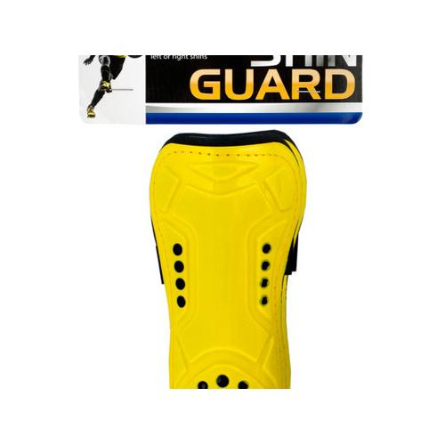 Protective Contoured Shin Guards ( Case of 8 )