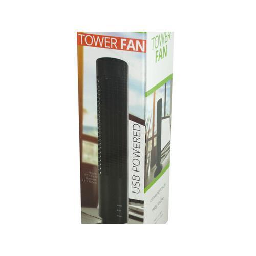 USB Powered Tower Fan ( Case of 1 )