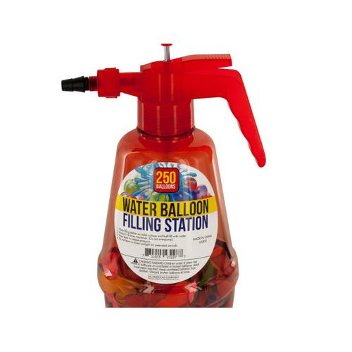 Water Balloon Filling Station with Balloons ( Case of 8 )