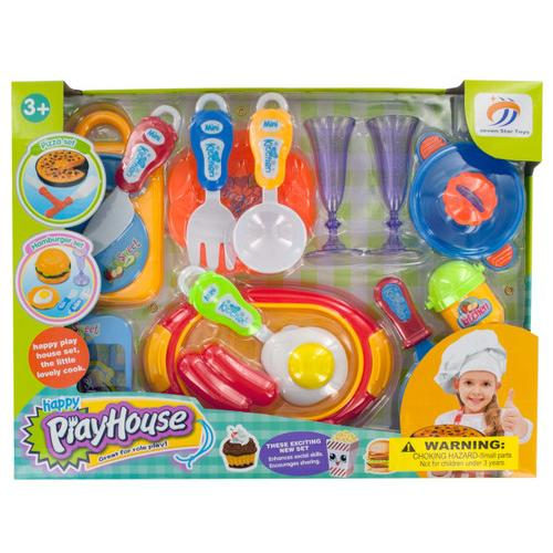 Fancy Cooking Play Set ( Case of 8 )