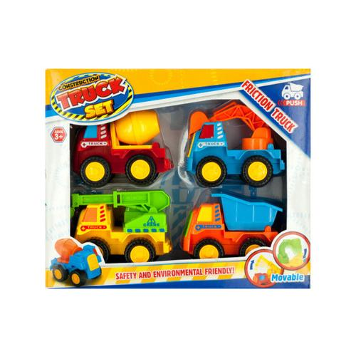 Friction Construction Truck Set ( Case of 2 )