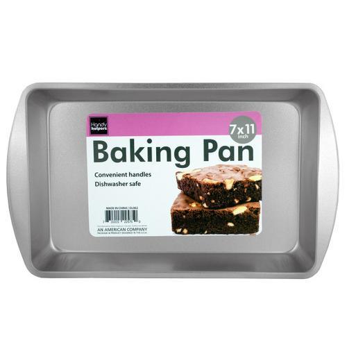 Biscuit & Brownie Baking Pan ( Case of 24 )