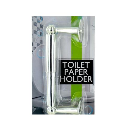 Chrome Color Toilet Paper Holder ( Case of 36 )