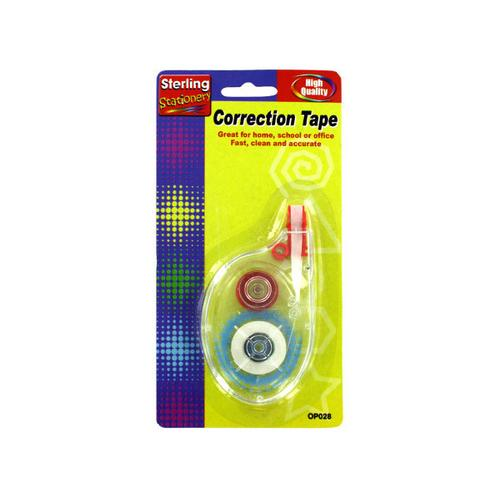 Correction Tape ( Case of 48 )