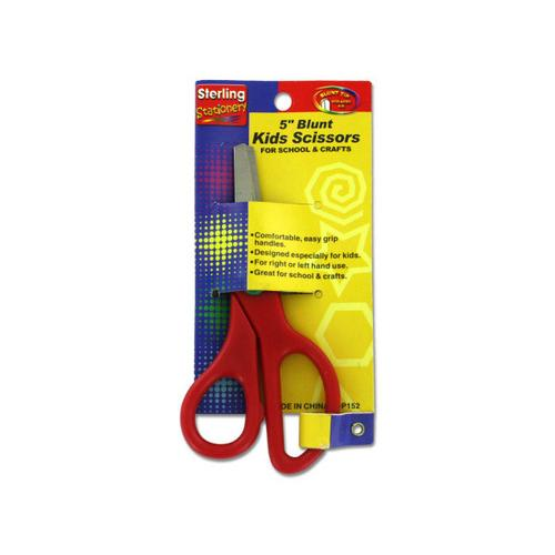 Blunt Tip Kids Scissors ( Case of 48 )
