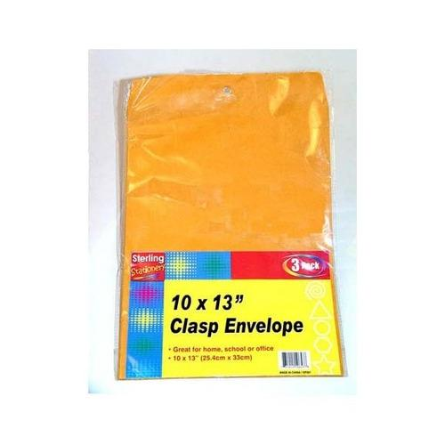 Large Manila Clasp Envelopes ( Case of 24 )