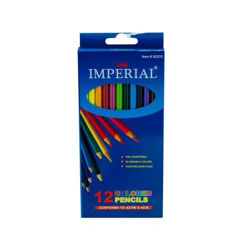 Blendable Colored Pencils Set ( Case of 36 )