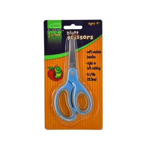 Kids' Blunt Tip Scissors ( Case of 24 )