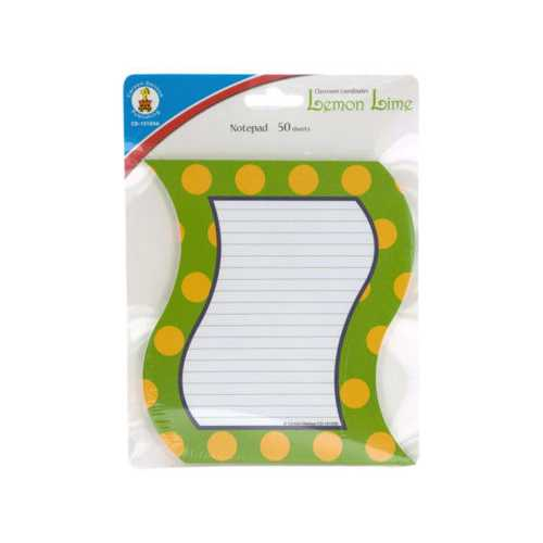 Lemon Lime Notepad ( Case of 48 )