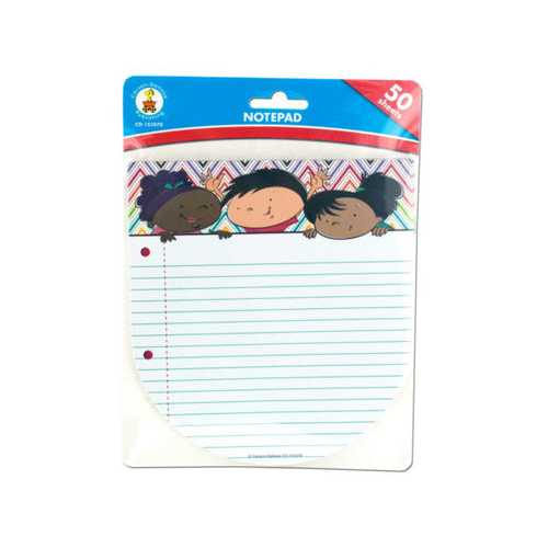 Kids Printed Notepad ( Case of 72 )