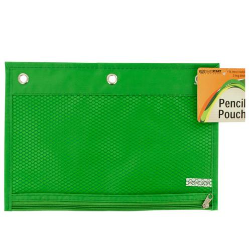 Zippered Pencil Pouch for 3-Ring Binders ( Case of 48 )
