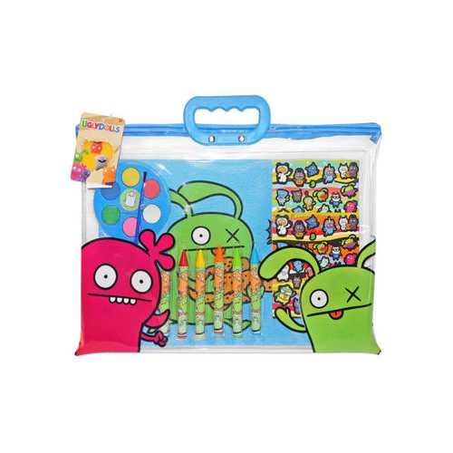 Ugly Dolls 12 Piece Craft Tote Set ( Case of 6 )