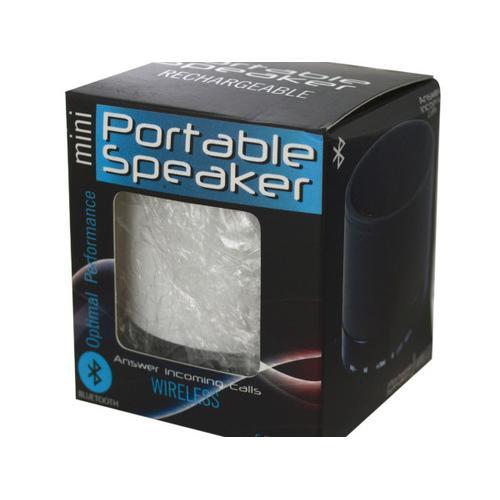 Wireless Mini Portable Speaker ( Case of 4 )