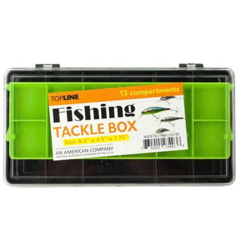 Multi-Level Fishing Tackle Box ( Case of 36 )
