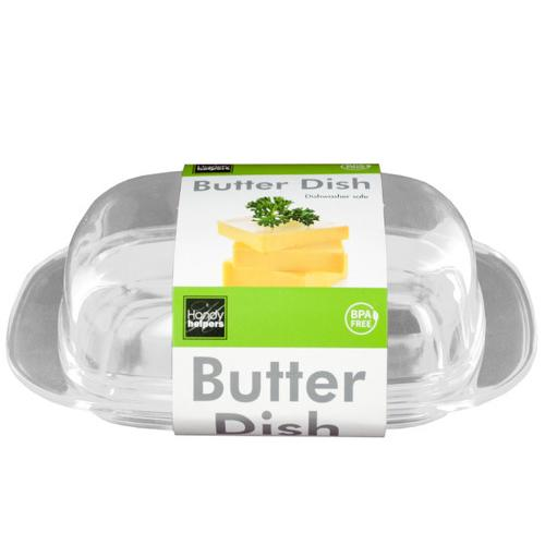 Acrylic Butter Dish ( Case of 36 )