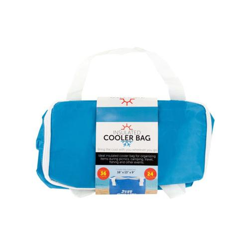 Just Chillin' Insulated Cooler Tote Bag ( Case of 8 )
