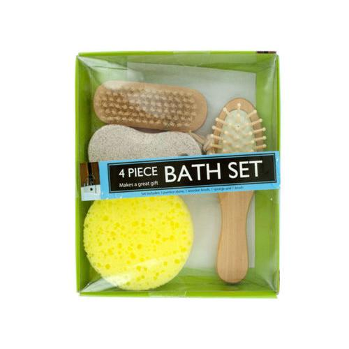 Complete Bath & Shower Set ( Case of 6 )