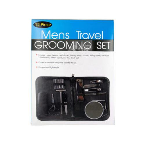 Men's Travel Grooming Set ( Case of 9 )