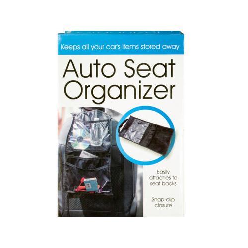 Auto Seat Organizer ( Case of 16 )