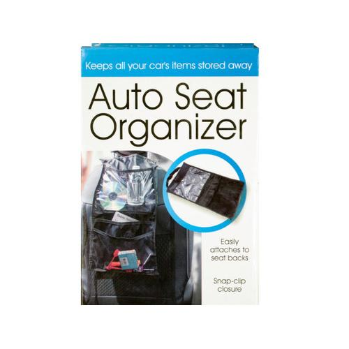 Auto Seat Organizer ( Case of 8 )