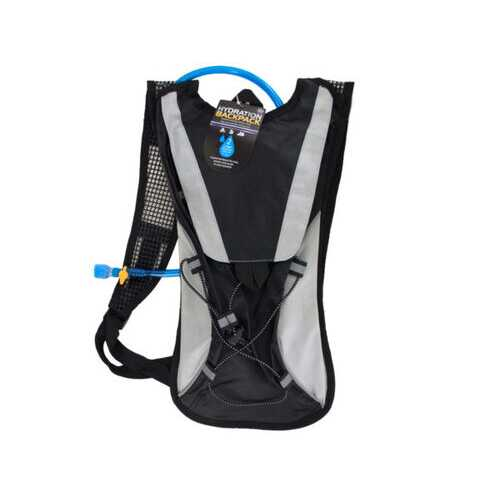 2 Liter Hydration Backpack with Flexible Drinking Tube ( Case of 2 )