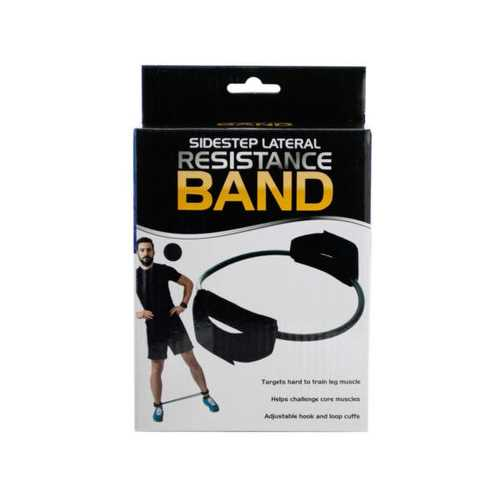 Sidestep Lateral Resistance Band ( Case of 12 )