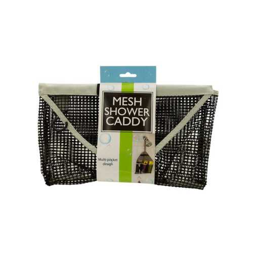 Hanging Mesh Shower Caddy ( Case of 4 )