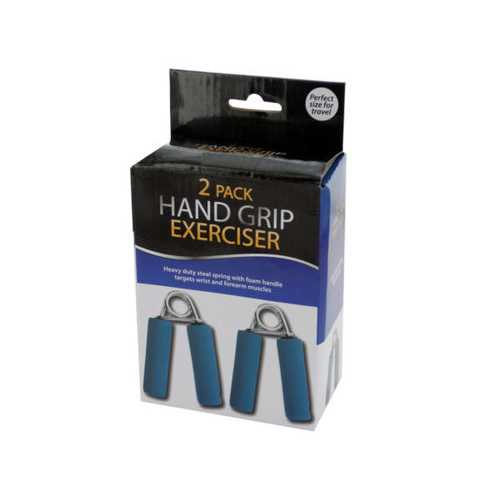 Hand Grip Exerciser Set ( Case of 12 )