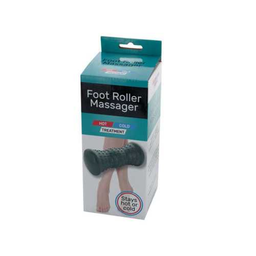 Hot & Cold Treatment Foot Roller Massager ( Case of 4 )