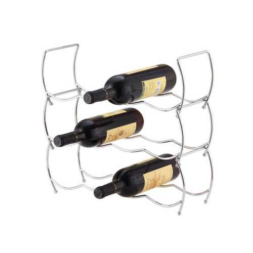 Decorative Wine Bottle Holder ( Case of 2 )