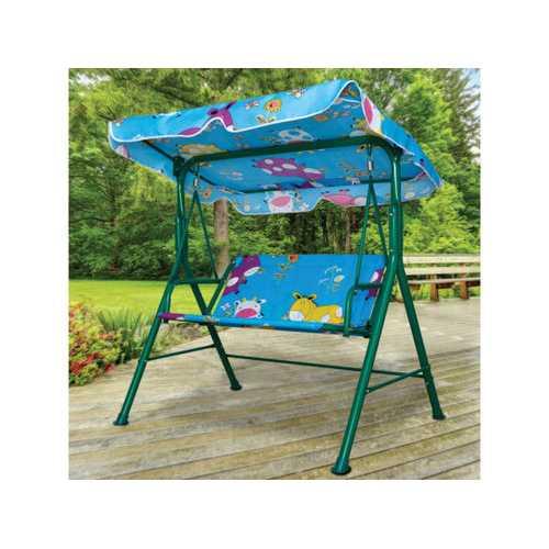 Kids Canopy Swing Bench ( Case of 2 )
