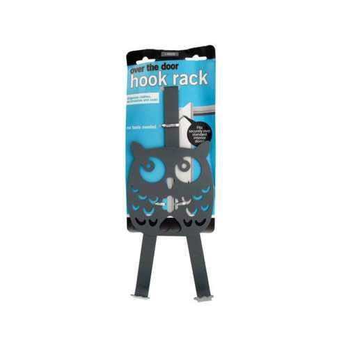 Owl Over the Door Hook Rack ( Case of 10 )