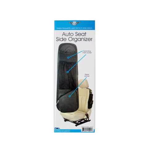Auto Seat Side Organizer ( Case of 6 )