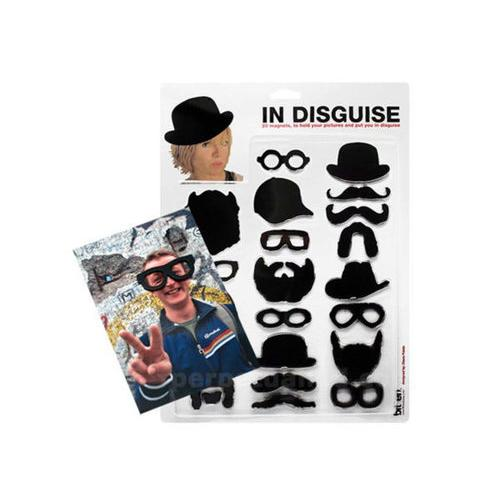 In Disguise Refrigerator Magnets ( Case of 12 )