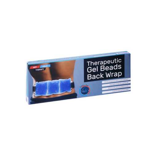 Therapeutic Gel Beads Back Wrap ( Case of 12 )