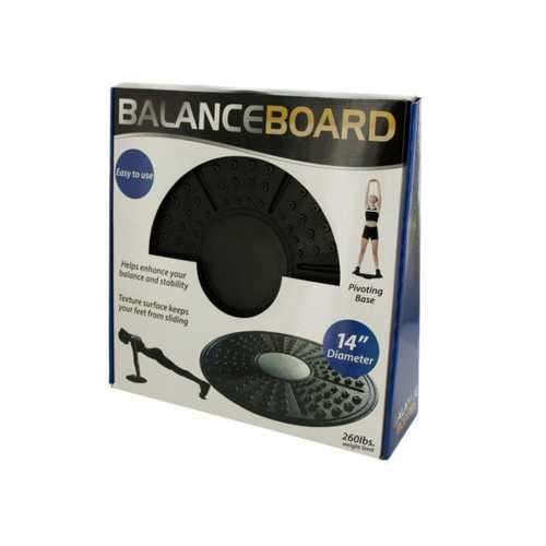 Balance Board Pivoting Exercise Platform ( Case of 4 )