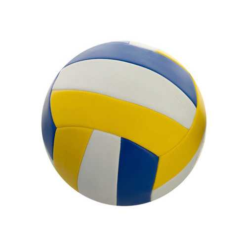 Size 5 Yellow & Blue Volleyball ( Case of 4 )
