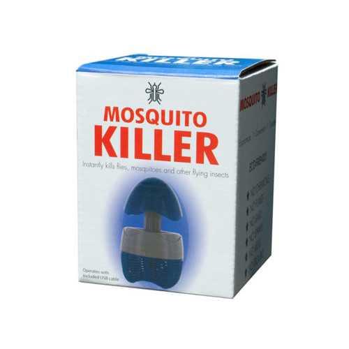 Egg-Shaped USB Mosquito Killer ( Case of 4 )