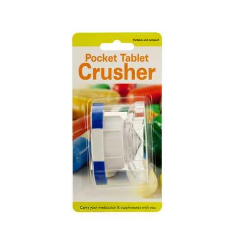 Pocket Tablet Crusher ( Case of 12 )