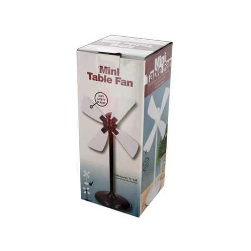 Mini USB Table Fan ( Case of 4 )