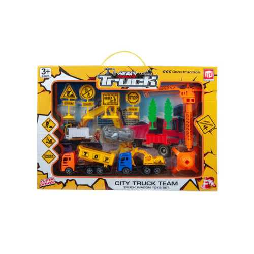 City Construction Play Set ( Case of 4 )