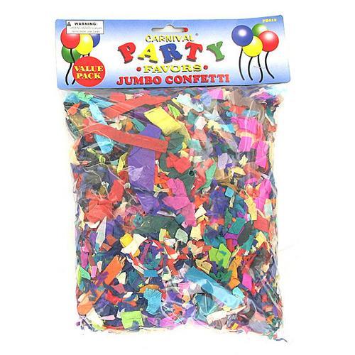 Jumbo Paper Confetti ( Case of 24 )