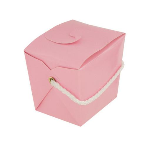 Mini Pink Gift Pail ( Case of 100 )